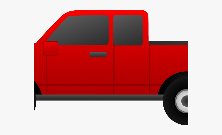 Pickup Truck, Cliparts & Cartoons.