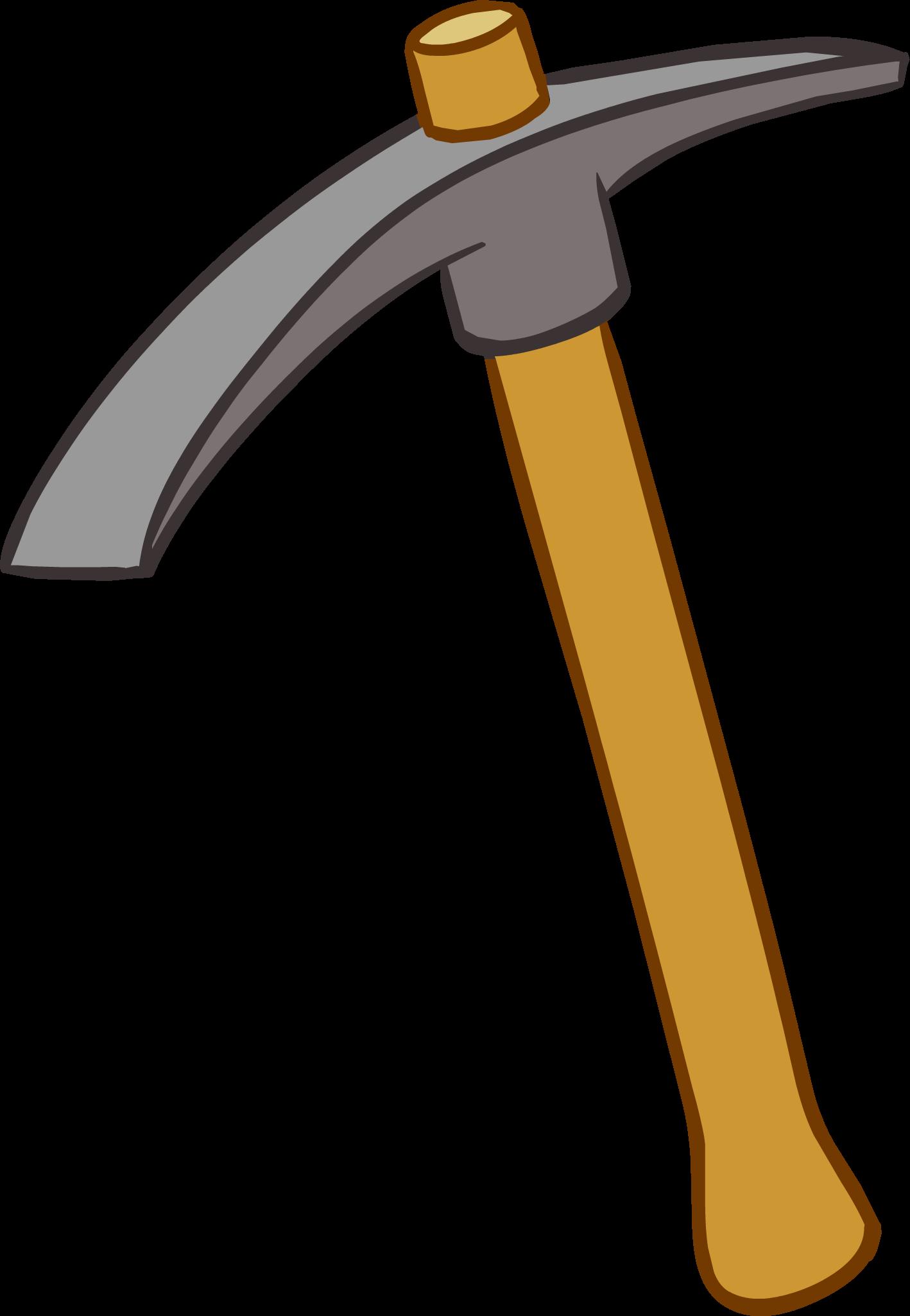 Pickaxe.