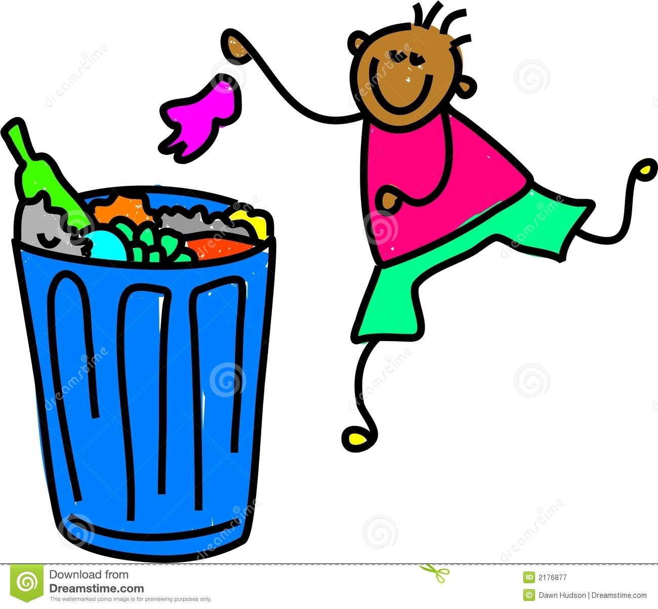 Showing post & media for Trash picker cartoon.