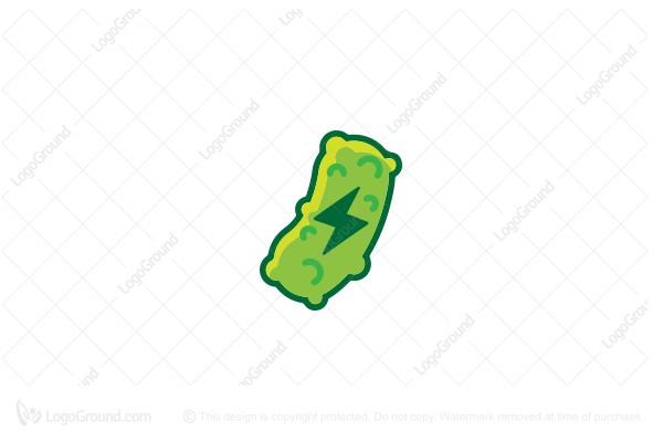 Exclusive Logo 164565, Pickle Logo.
