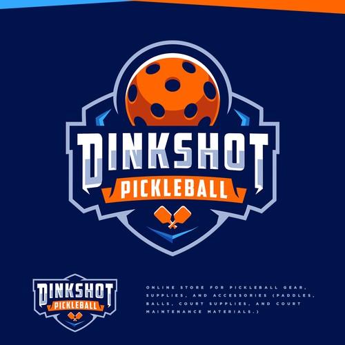 NEW Pickleball sports company needs a logo!.