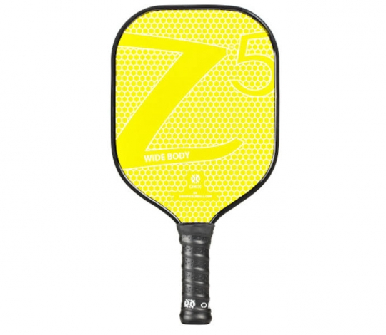 Onix Z5 Widebody Yellow Composite Pickleball Paddle.