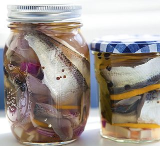 Pickled Herring Recipe.
