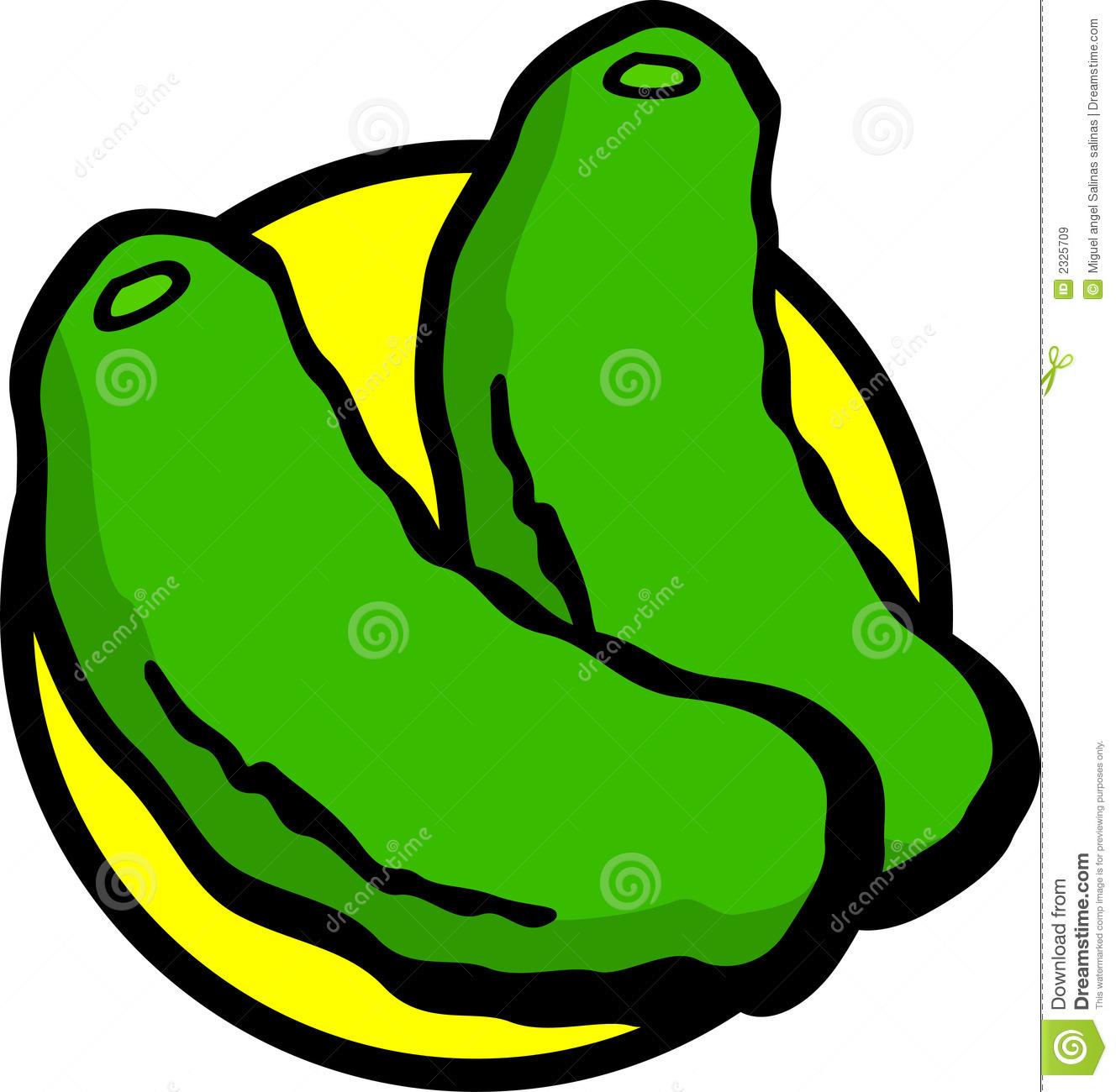 Cartoon pickles clipart.