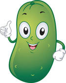 Pickles Clip Art.