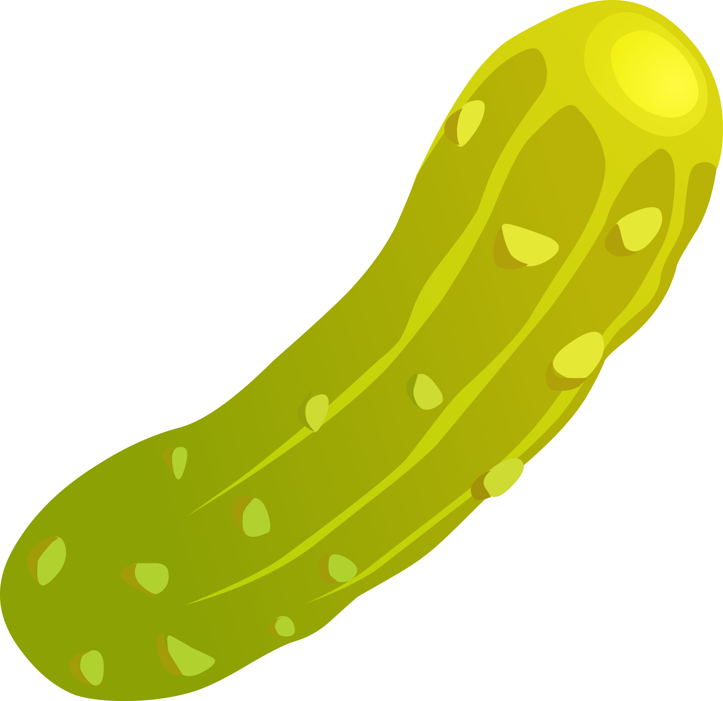 Pickle Clipart.