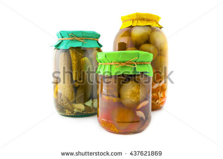 Pickled Red Onions Stock Photos, Royalty.