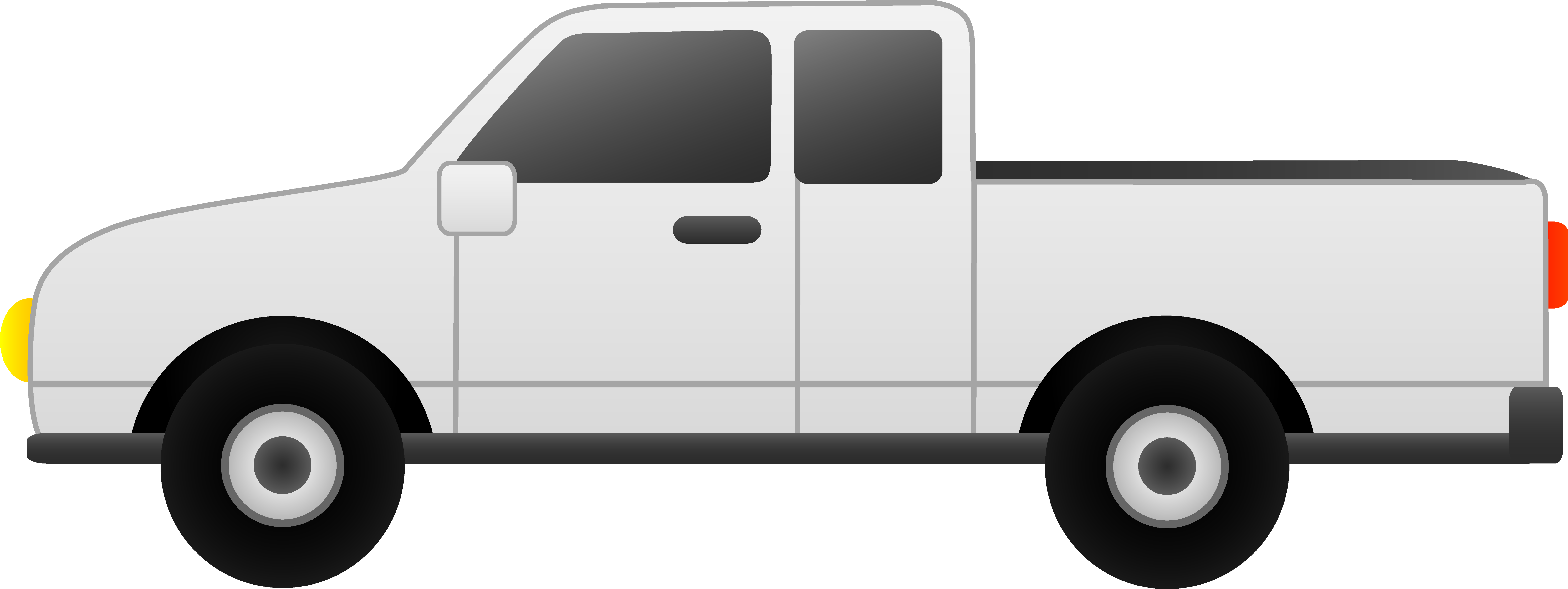 Pickup Truck Clipart.