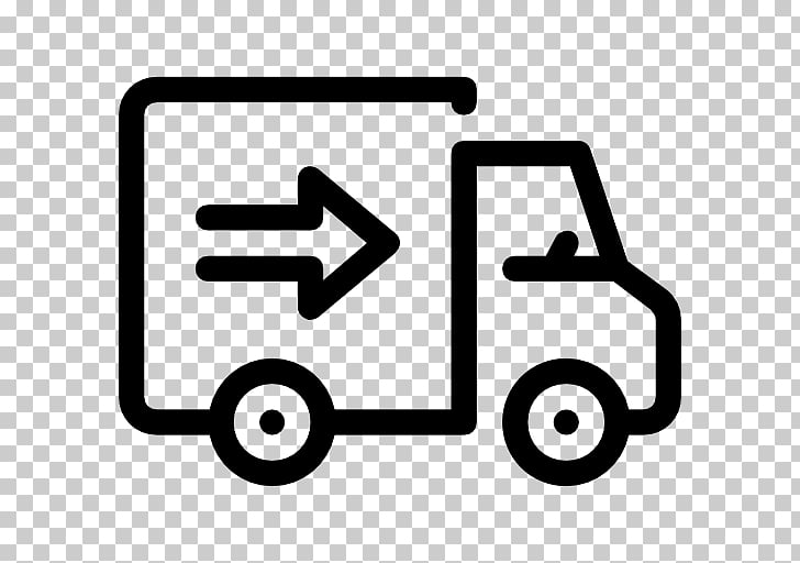 Van Car Pickup truck Computer Icons, delivery truck PNG.