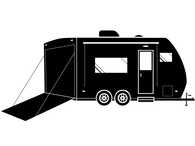 Clip art Campervans Car Vector graphics Pickup truck.