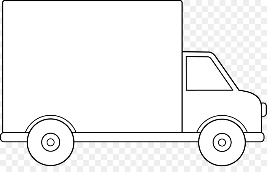 Pickup truck clipart black and white 5 » Clipart Station.