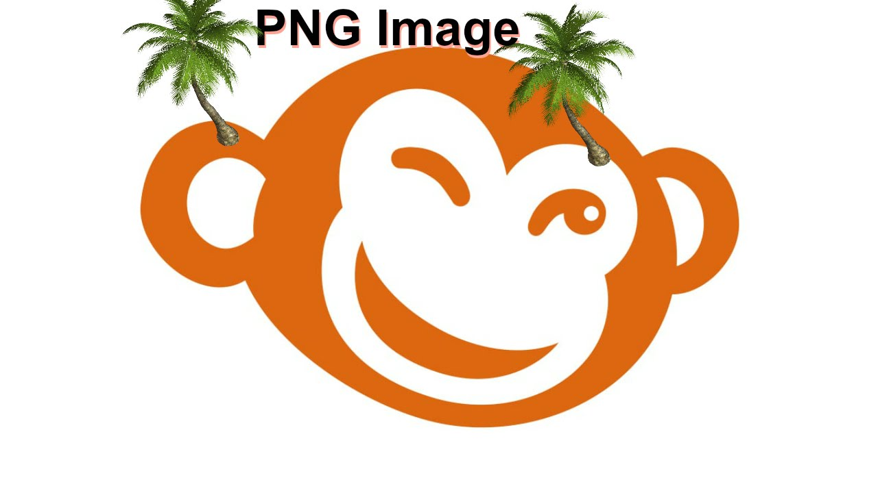DIY How To Create a PNG Image With Picmonkey.