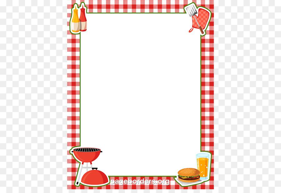 Red Background Frame png download.