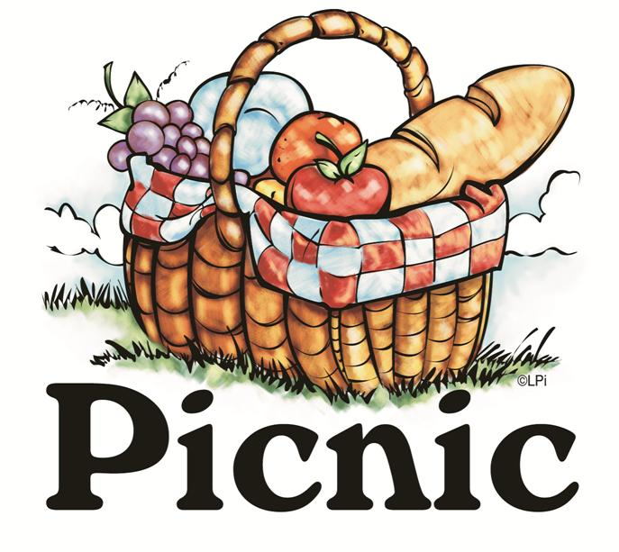 free clipart church picnic #5