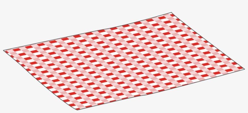 Picnic Mat Clip Art PNG Image.