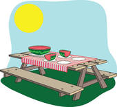 Picnic free clipart 6 » Clipart Station.