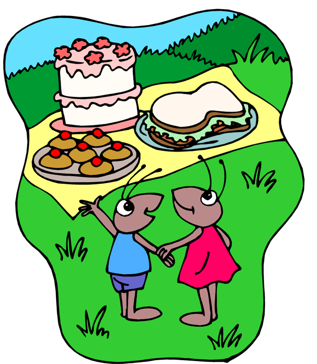 Picnic clipart scene, Picnic scene Transparent FREE for.