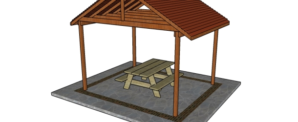 Picnic shelter clipart 3 » Clipart Station.