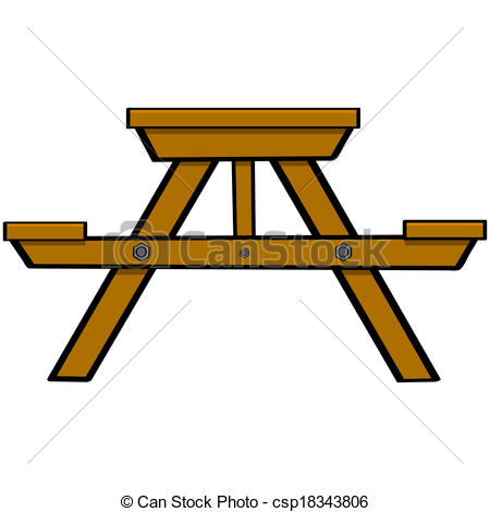 Picnic table Illustrations and Clipart. 2,152 Picnic table royalty.