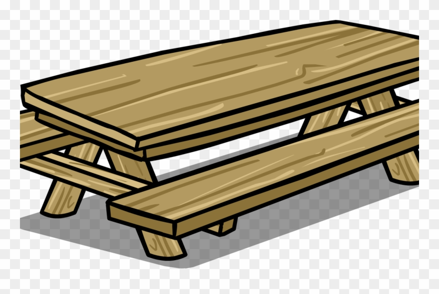 Image Picnic Table Sprite 007png Club Penguin Wiki.