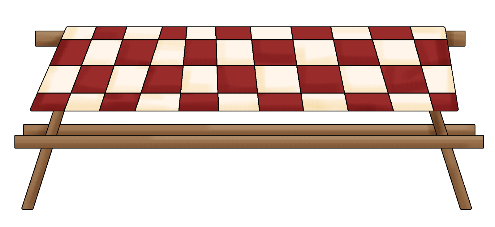 Showing post & media for Cartoon picnic table.