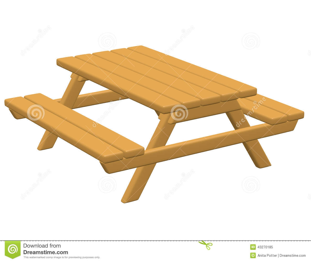 Showing post & media for Cartoon picnic table clip art.