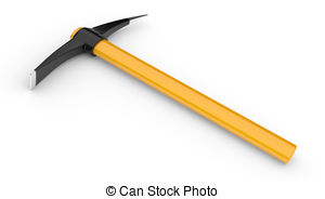 Pickaxe Illustrations and Clipart. 888 Pickaxe royalty free.
