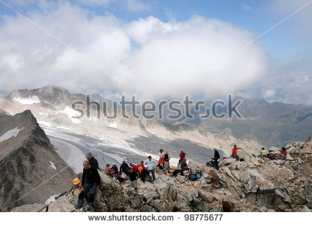 Pico De Aneto Stock Images, Royalty.