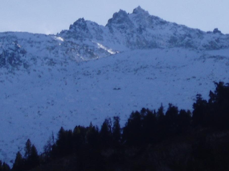 Pico de la Maladeta.