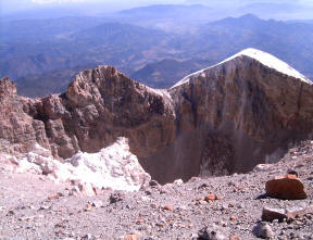 Pico de Orizaba, Orizaba Expedition.