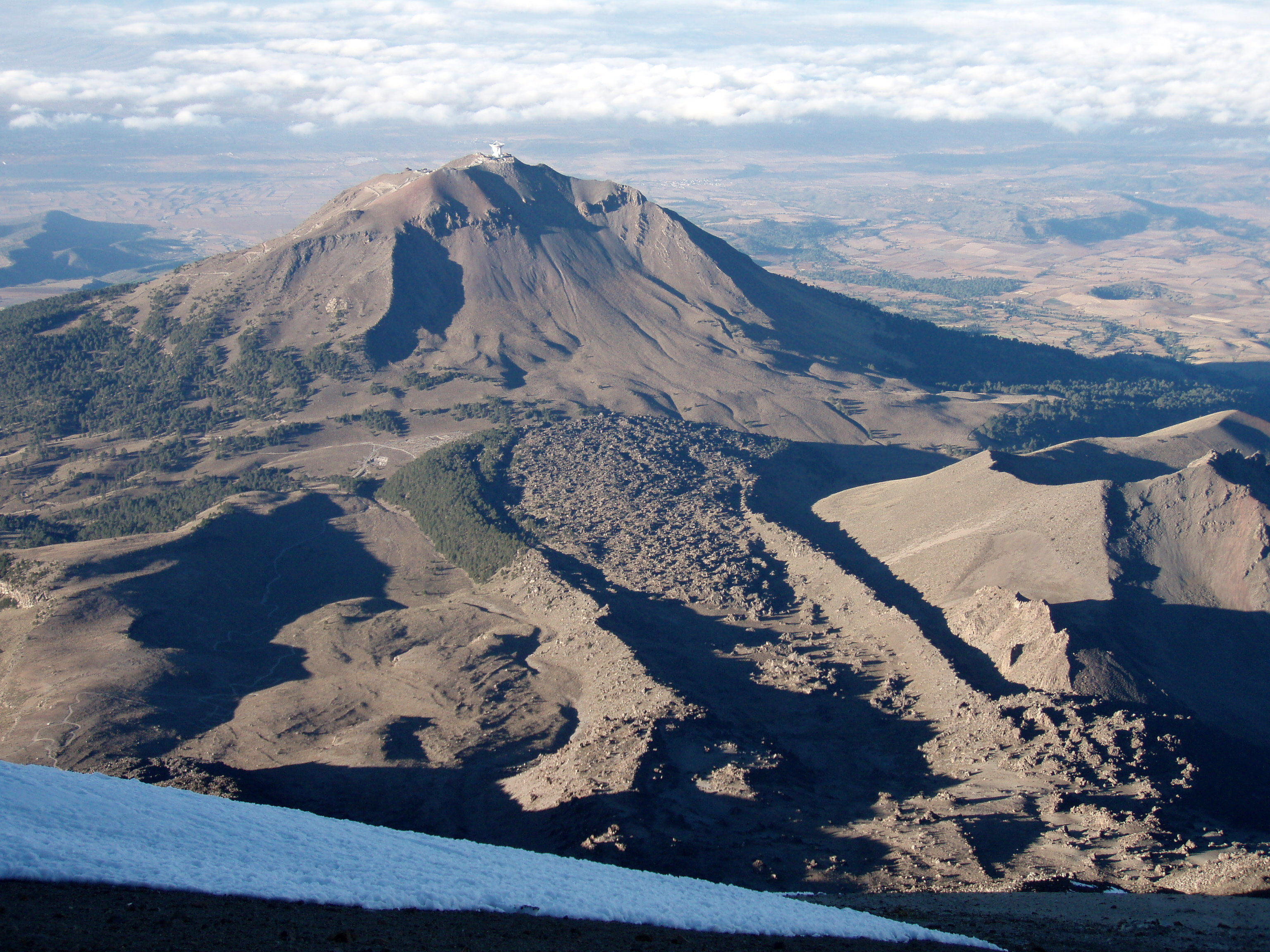 Pico de Orizaba : Climbing, Hiking & Mountaineering : SummitPost.
