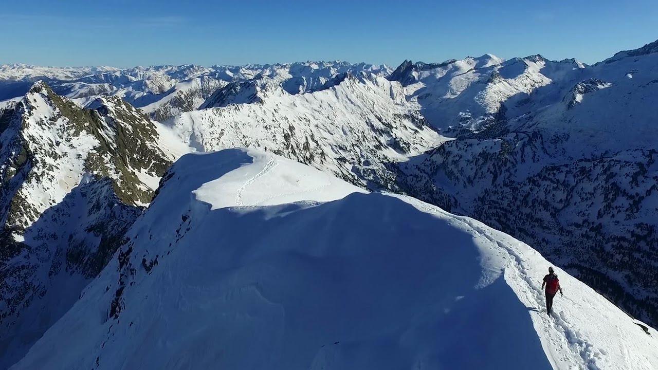 Pirineos: Pico de Estós, Sauvegarde, Pico de Paderna y Gallinero a.