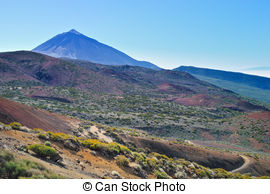 Pico de teide Illustrations and Clipart. 5 Pico de teide royalty.