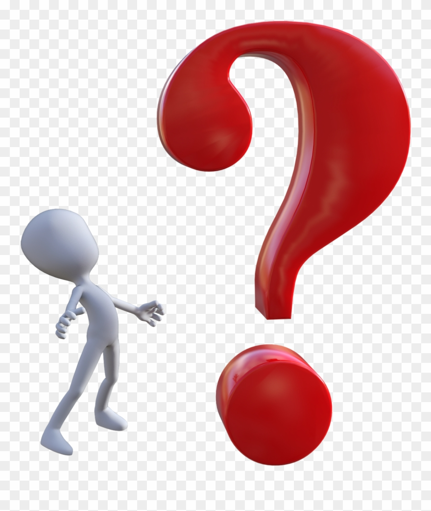 Png Format Transparent Question Mark Png Clipart (#128240.