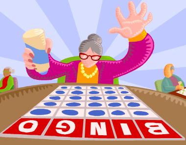 Bingo clipart clipartix.
