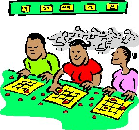 Bingo clip art 3.