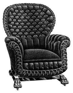48 Best كرسى رسم images.