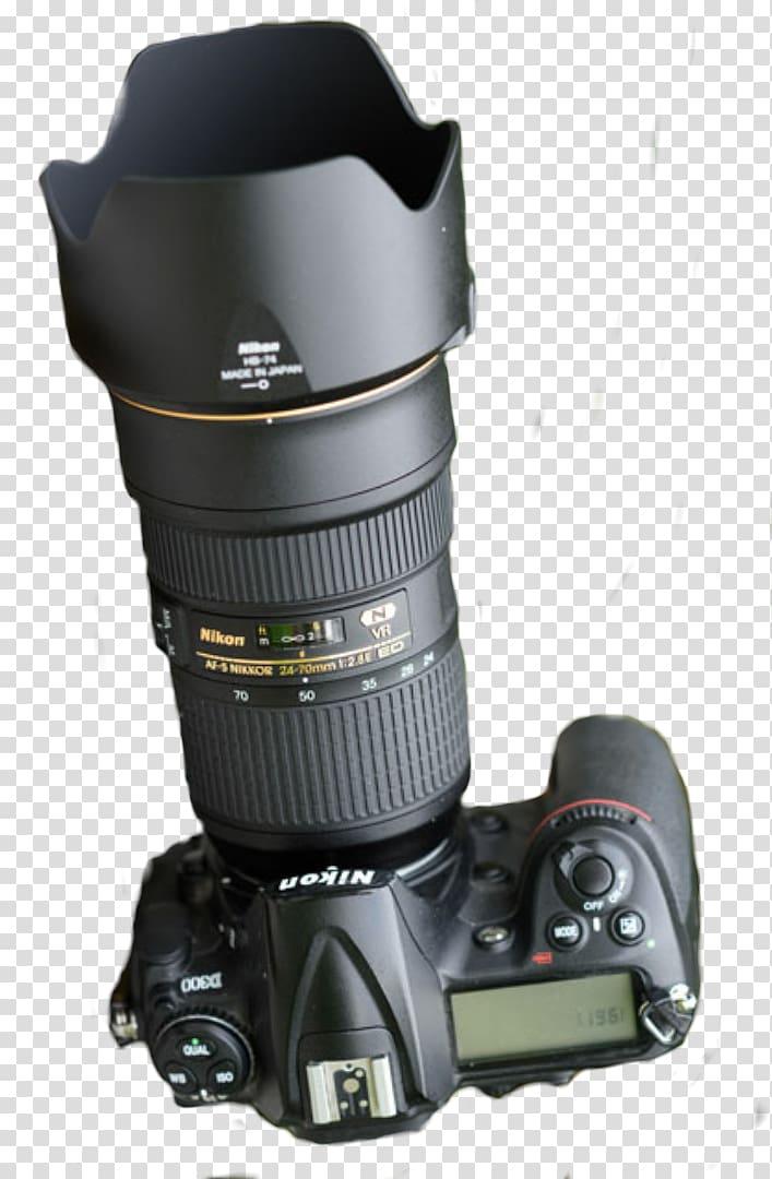 Black Nikon DSLR camera, Digital SLR Camera lens Desktop.