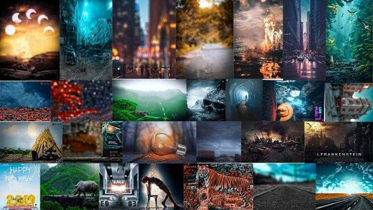 1500+ Picsart Background Zip File.