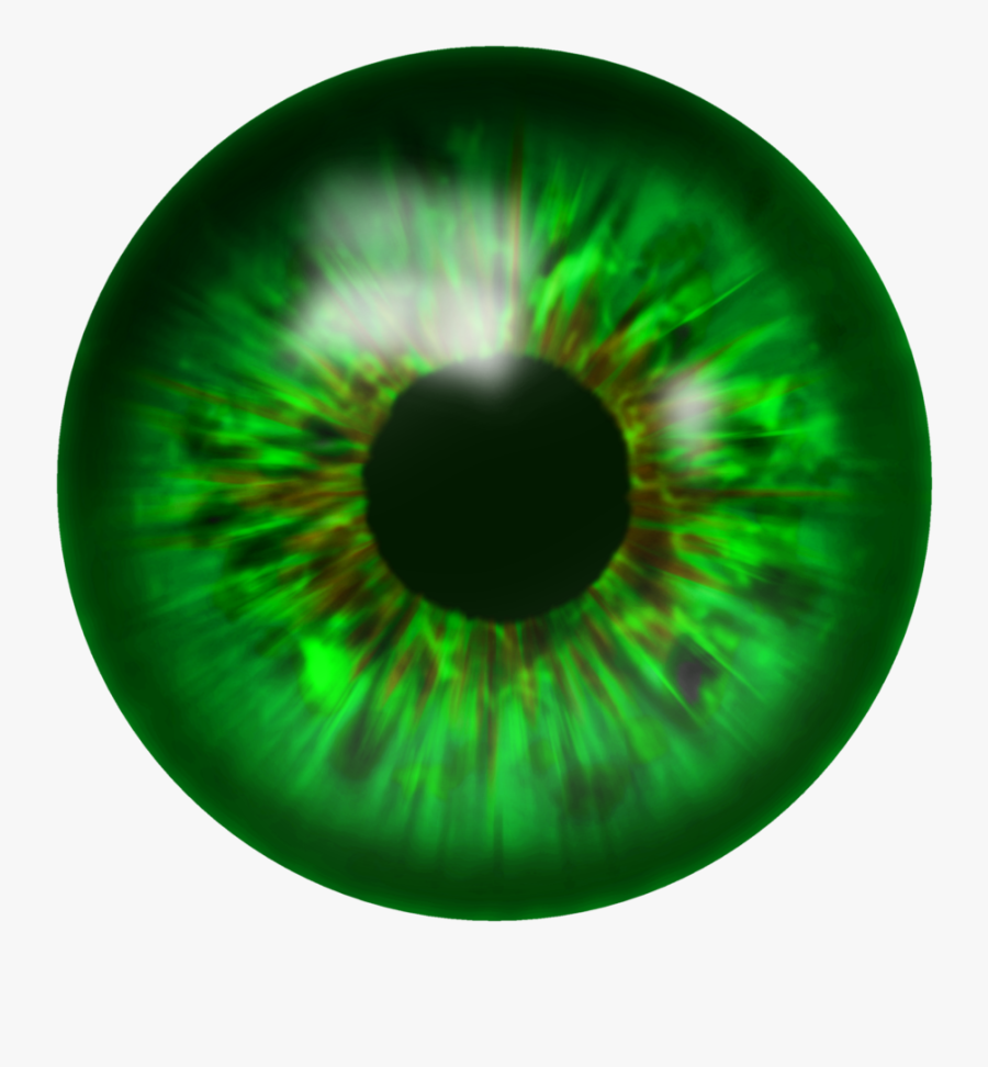 Green Eyes Png Image.