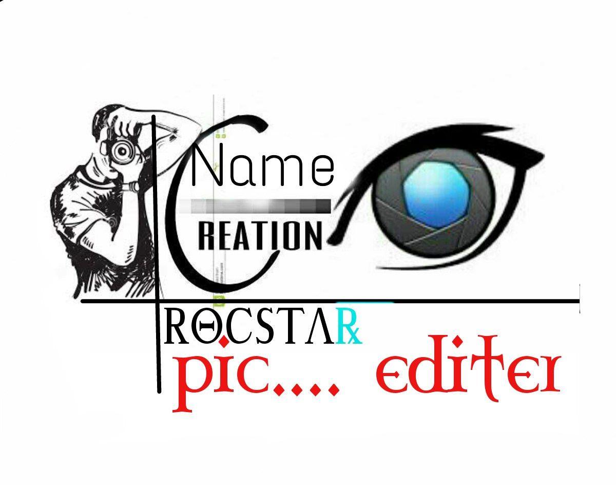 Picsart Name Logo.