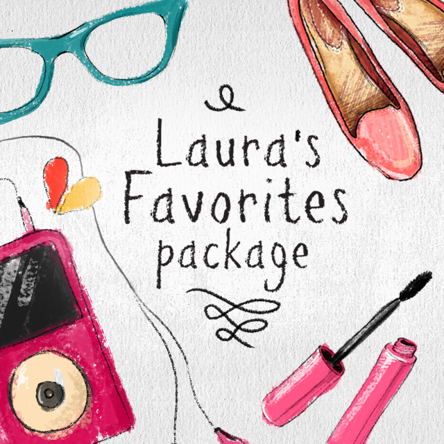 Download Laura\'s Favorites Clipart Package.