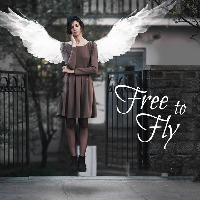 Take Wing with the Free to Fly Clipart Package.