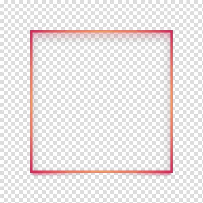 PicsArt Studio graph Paper Frames, square transparent.