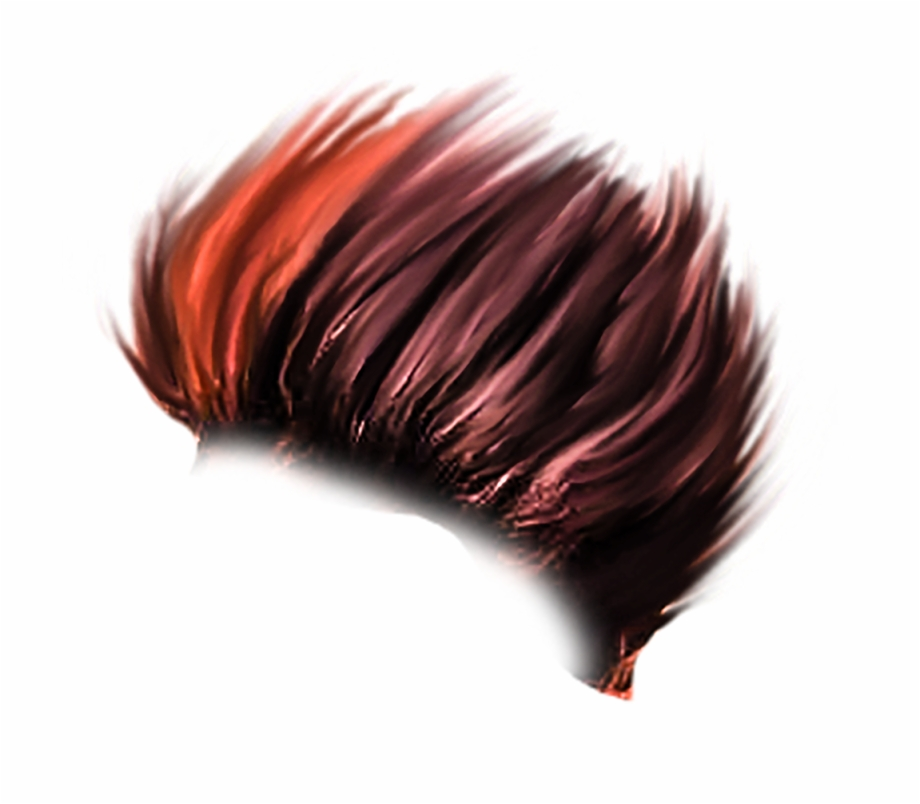 Hair Png For Picsart , Png Download.