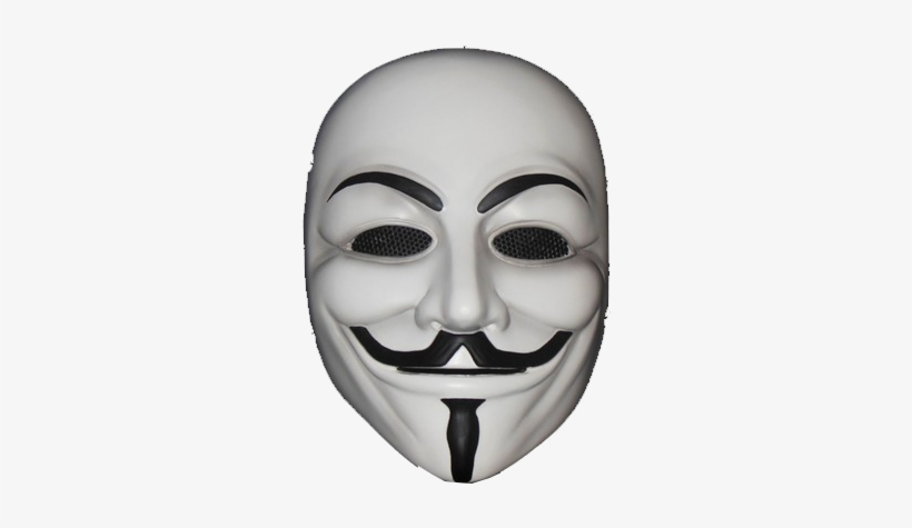 Anonymous Mask Png Hd.