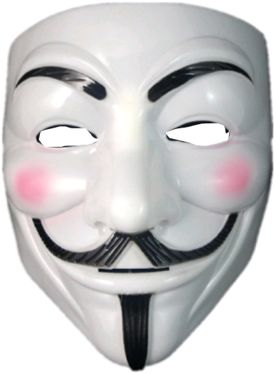 Popular and Trending anonymous mask Stickers on PicsArt.