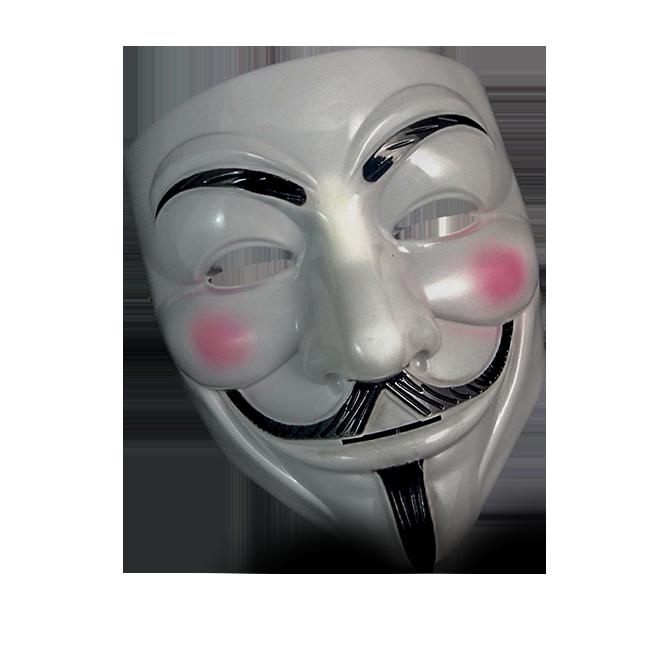 Hacker mask png.