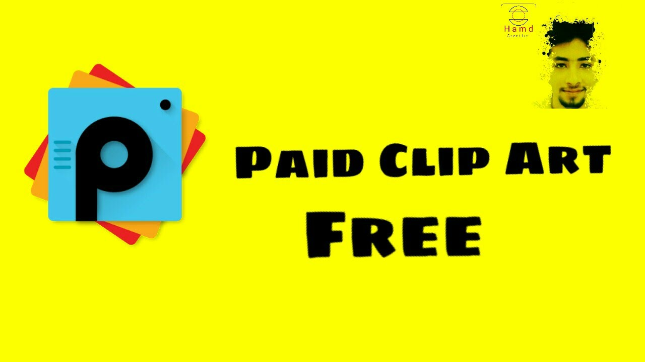 How To Get Picsart Paid Clip Art For Free.