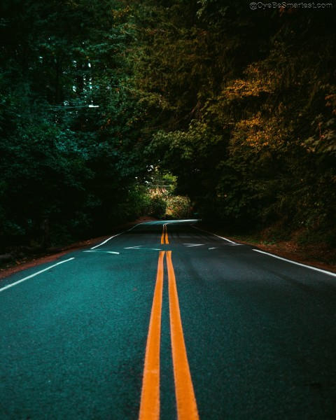 Road CB Background HD for PicsArt.
